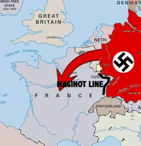 Image result for Maginot Line